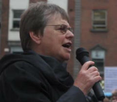 Helena Sheehan @ Occupy Dublin: Take back the world they have stolen from us