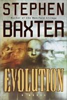 Second Cover of 'Evolution'