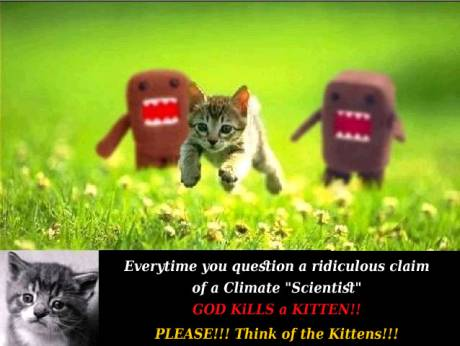 Question NOTHING!!!!<br>Won't someone PLEASE ThinK of the KITTENS!!!!!!