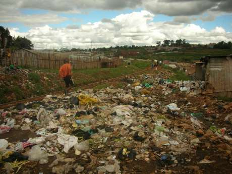 Kibera : squalor, disease and death