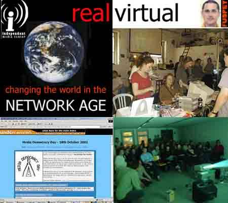 Changing the world in the Network Age