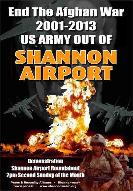 Dirty War of Shannon Airport