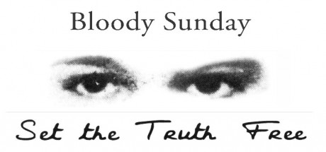 Set the truth free - Bloody Sunday Trust