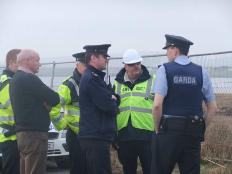 Jim Farrell IRMS and the Gardaí